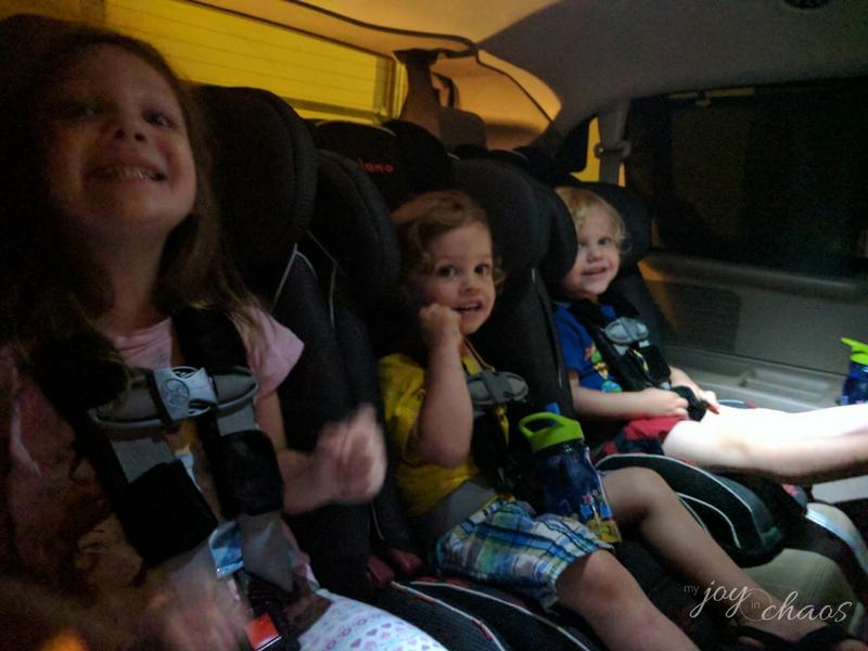 new car seats clean car