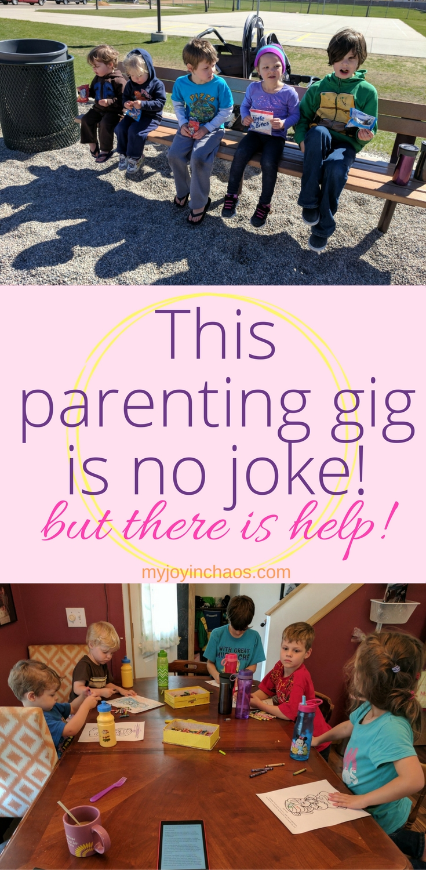 parenting is hard help