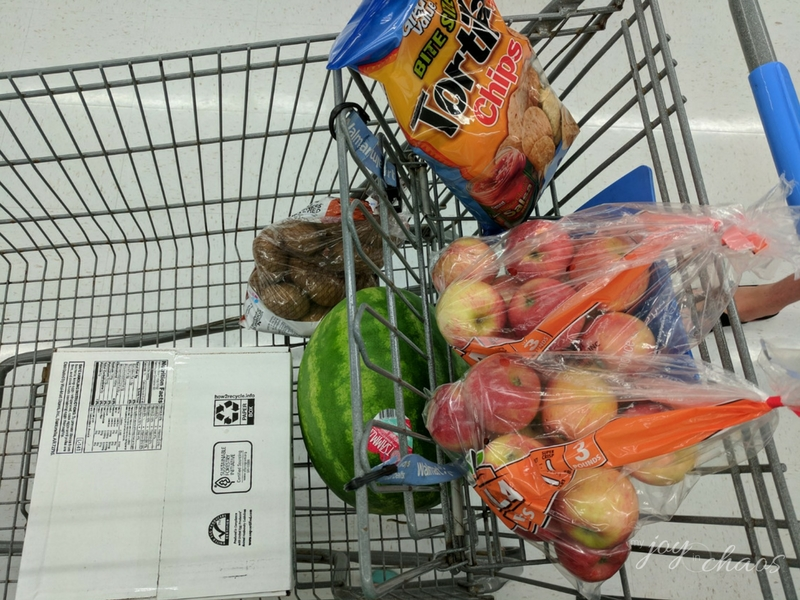 wamart grocery family 7