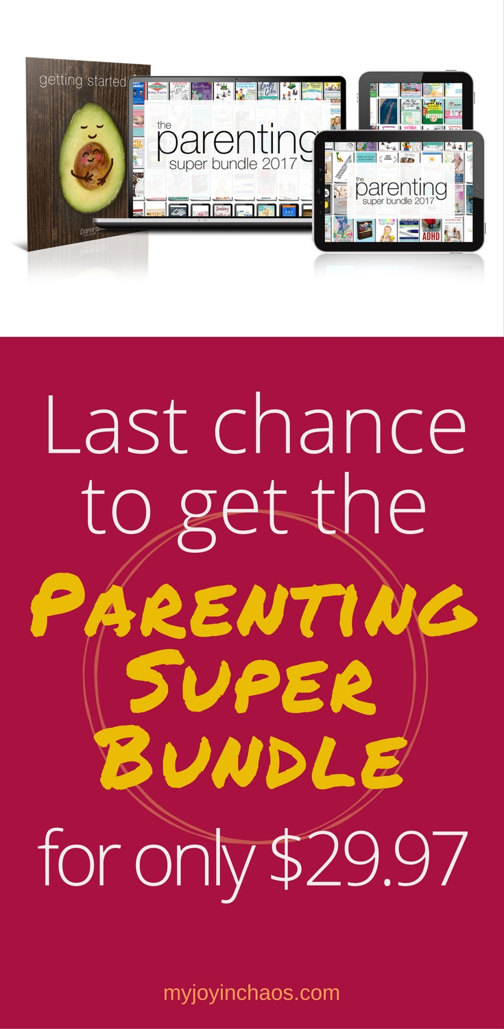 parenting super bundle