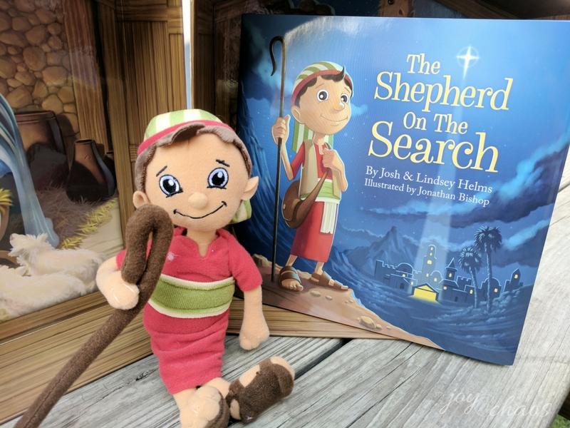 shepherd on the search
