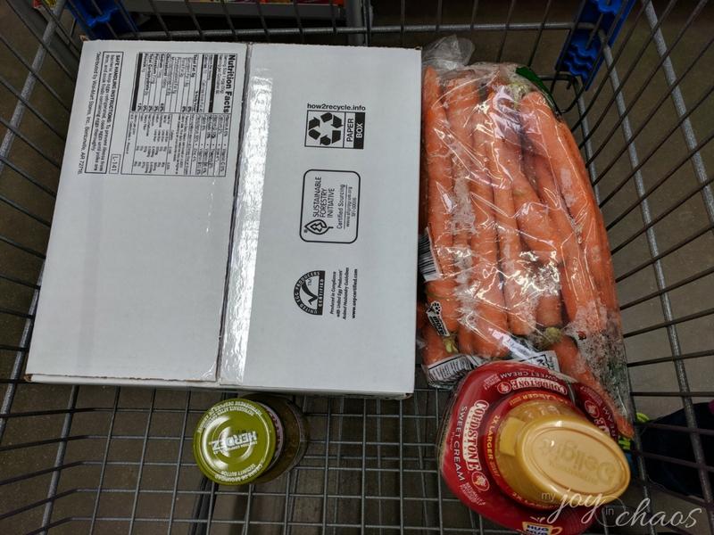 grocery trip