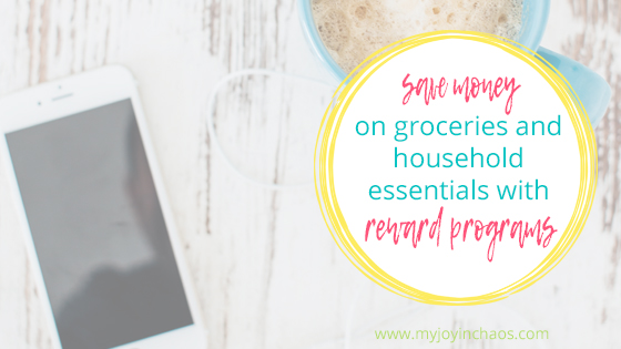 Grocery rewards programs discount referral codes