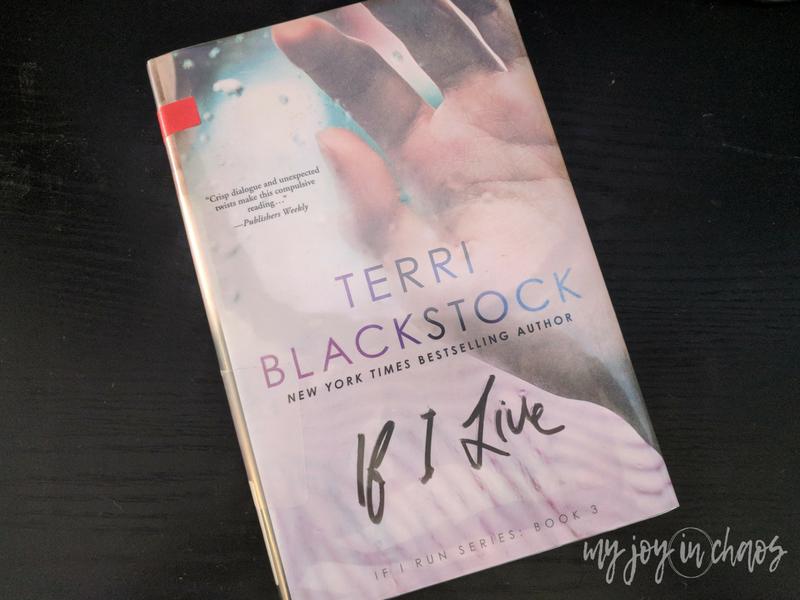 terri blackstock if I run series