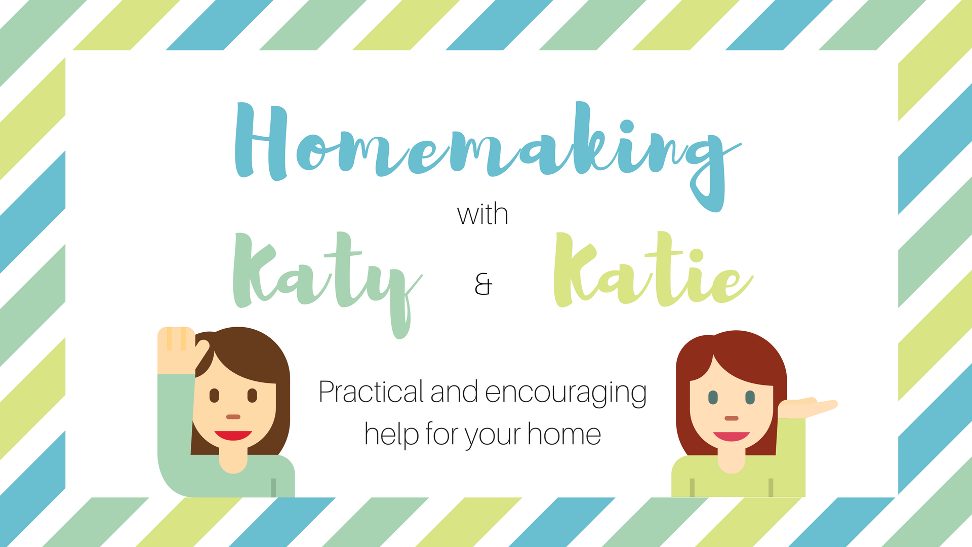 homemaking with Katy and Katie facebook group