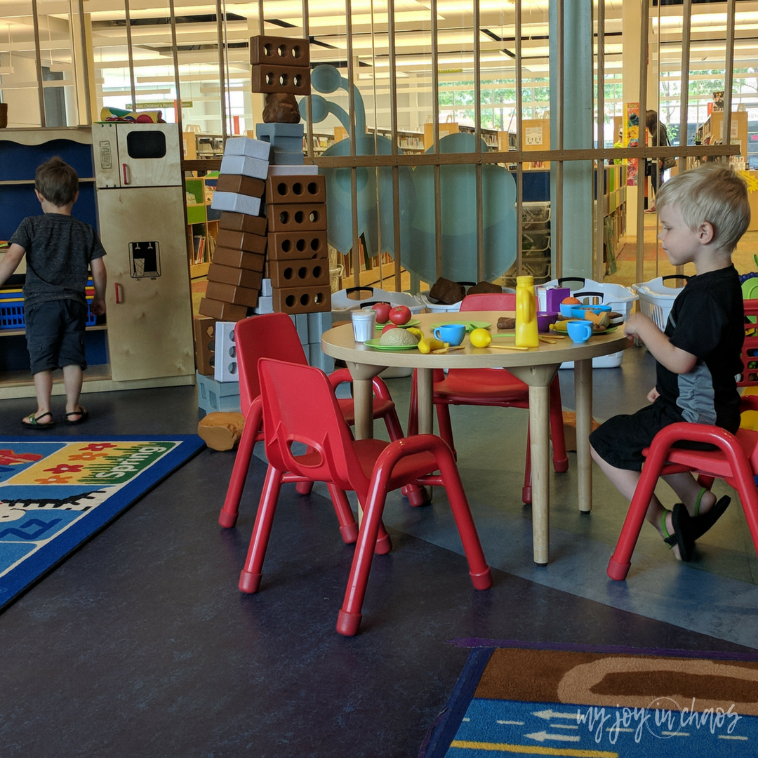library play room
