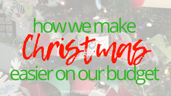 Christmas doesn't need to break the bank! There are several ways to earn a little extra cash for the holidays as well as save money on gifts, food, and decor. Have a debt free Christmas that is still amazing!