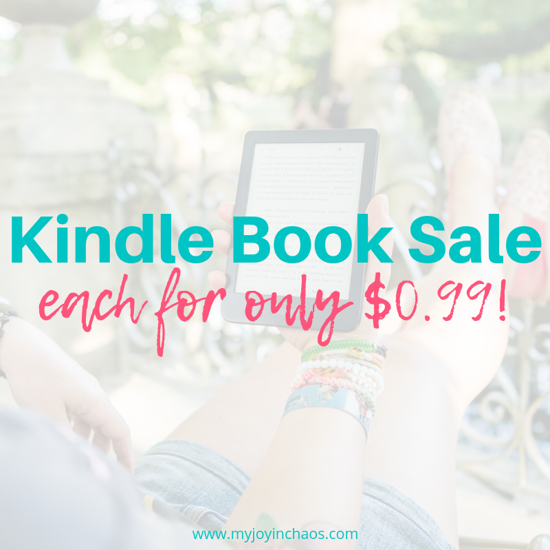 Eight books, each priced under $1!? All eight books are faith based as well - dive in!