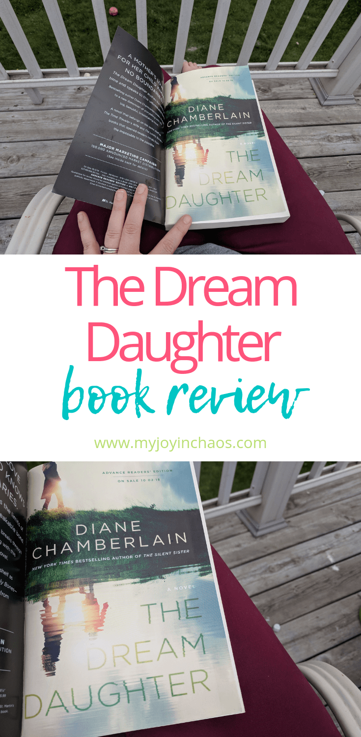 You would do anything to save your child's life, right? What if your only option was beyond comprehension? #bookreview #dreamdaughter #amreading