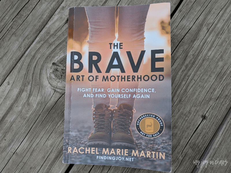 Brave art of Motherhood Rachel Marie Martin