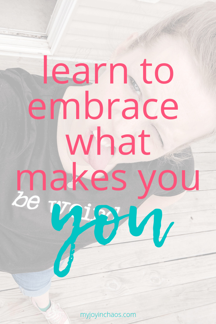 God created you in His image with specific talents, personality traits, and strengths. Learn to embrace how God made you and thrive as the person you are meant to be!