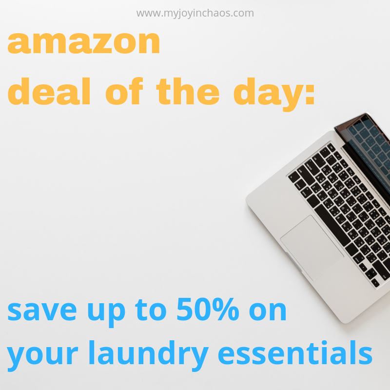 save on laundry products