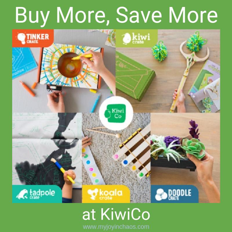 kiwi crate coupon code february 2019