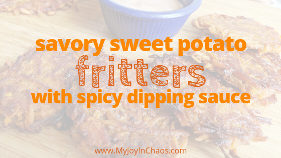 This simple sweet potato side dish comes together with a few pantry staples and is great for breakfast, lunch, or dinner!