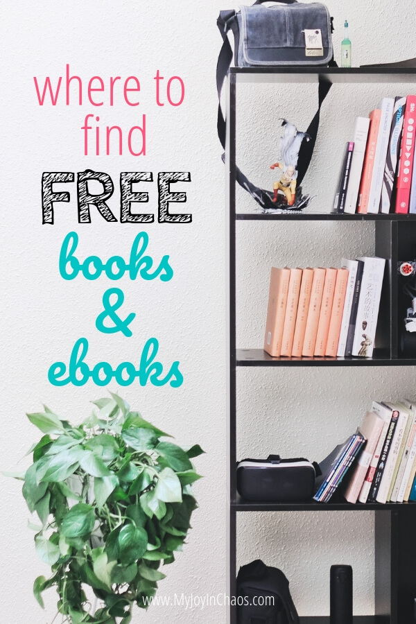 Discover where to find books and ebooks for free