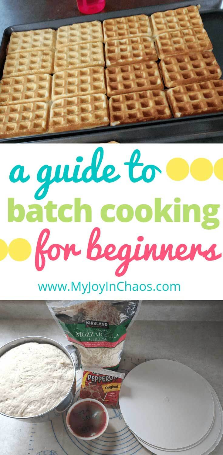 how to batch cook