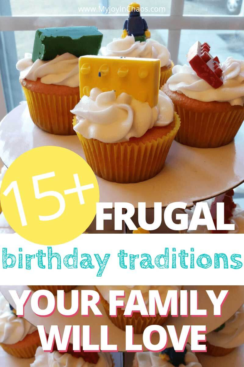 Discover fun and frugal ways to celebrate birthdays that your kids will remember for years