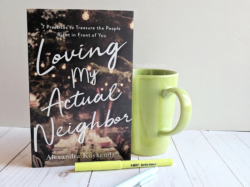 What does it mean to love our neighbors as ourselves? Read this book and learn how to love those around you.