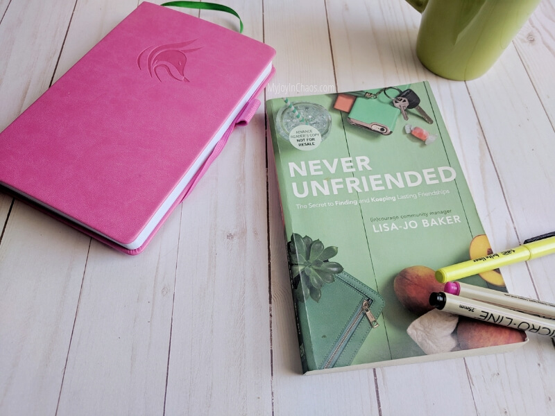 How can I make friends? Where can I find mom friends? What's the secret to lasting friendships? Read Never Unfriended and learn how to make friends that last.