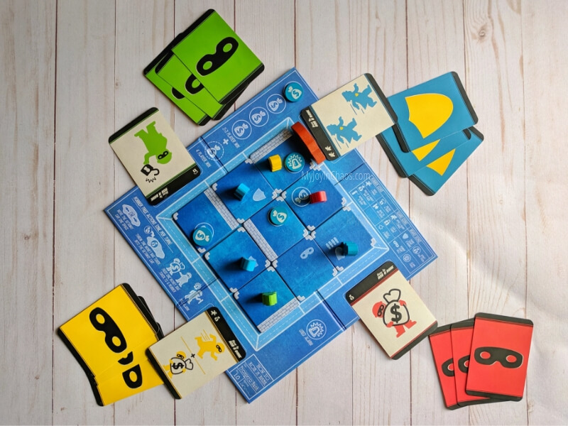 Looking for a new fun family board game? Try one of these games that aren't your standard choices. | My Joy in Chaos