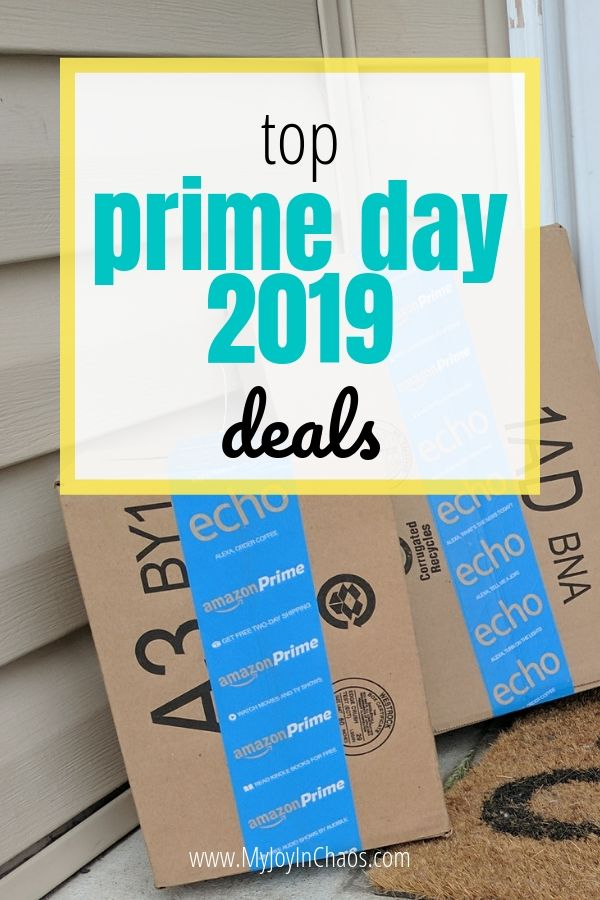 Top Deals in home, kitchen, toys, and more for Amazon Prime day 2019   My Joy in Chaos