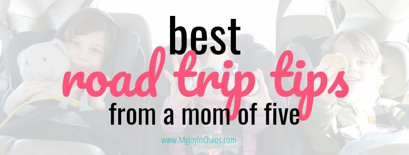 How to have a successful Road Trip with Kids | My JOy in Chaos