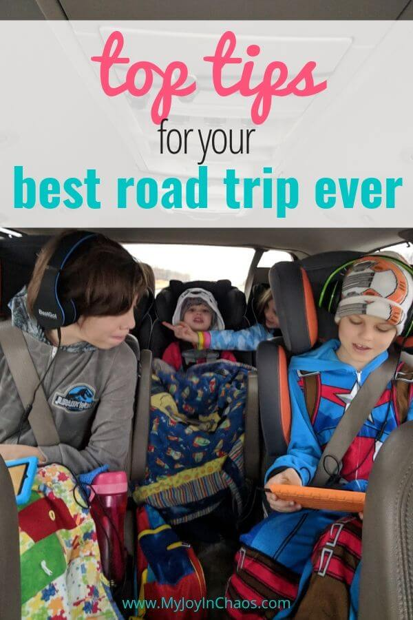 How to have the best road trip ever