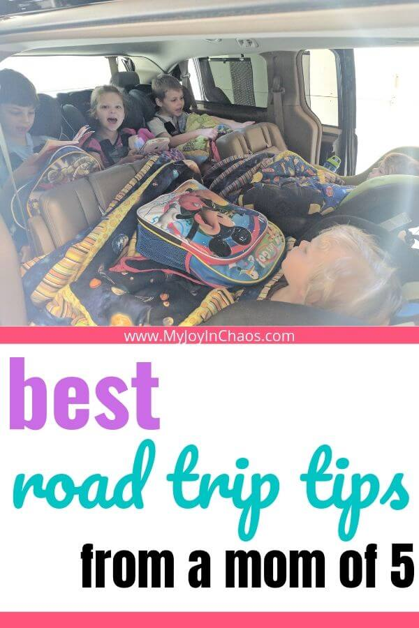 How to take a road trip with kids