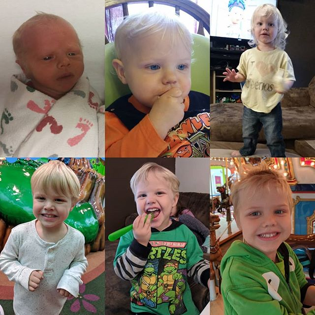 And now he's 5 as well! . . Yes, my twins have different birthdays, 2 hours apart 😁 . . . . #birthdayboy #happybirthday #5thbirthday #5yearsold #twins #twinboys #momoftwins #momoftwinboys #twinswithdifferentbirthdays #differentbirthdays
