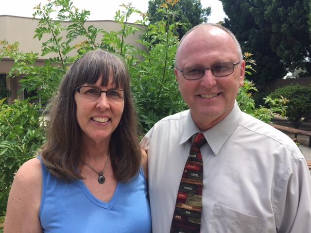 Bill & Aletha Green