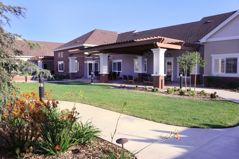 Memory care community Facility