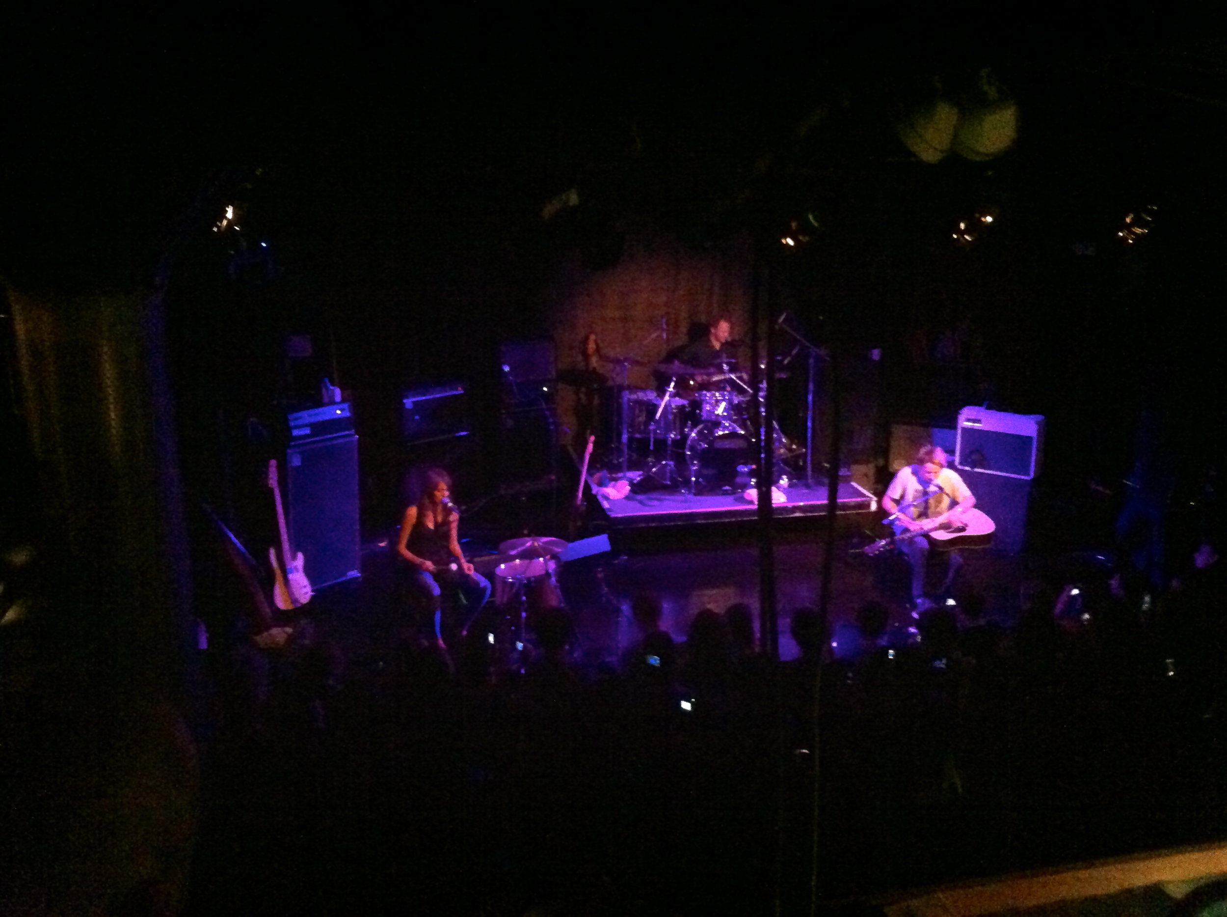 Ben Howard @ the Paradise Rock Club in Boston, 2012