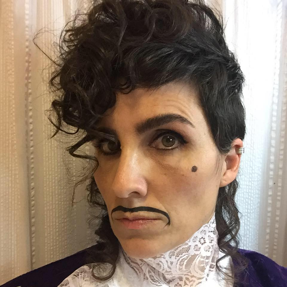 Prince (aka April in costume for the HQ Lip Sync)
