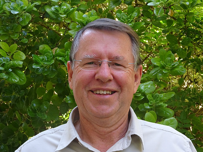 Peter Taylor -  Elder Secretary