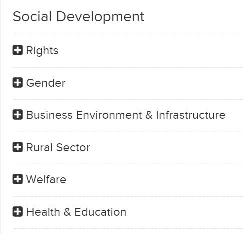 Social Development AII