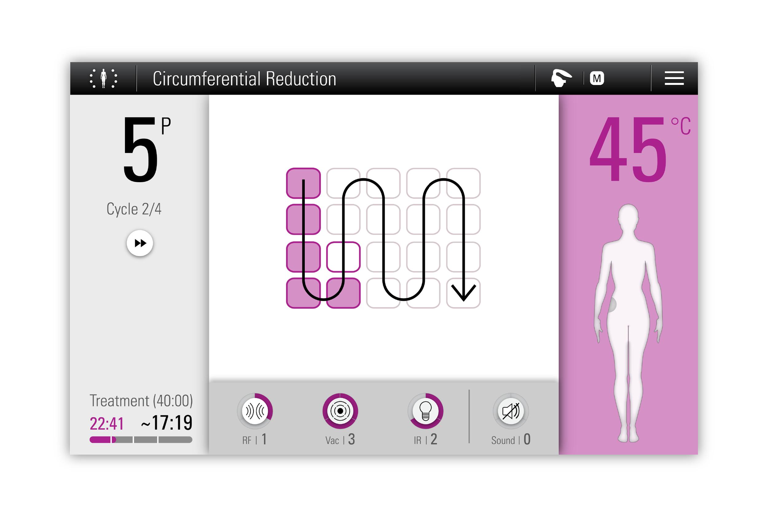 Medical device UX UI design