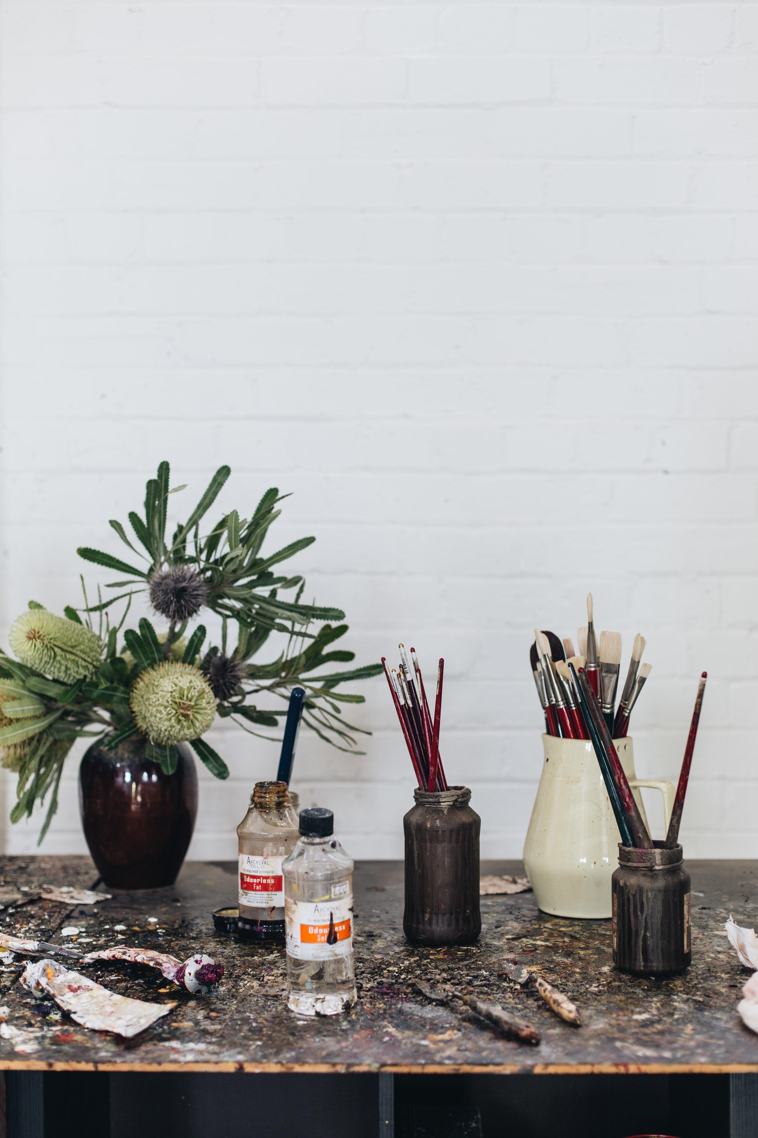 Phillip Drummond, Art & Garden