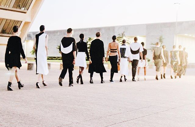 Model line-up - make sure to check out  Smith The II  and some of his previous collections. Photo credit to  Natekatsuro .