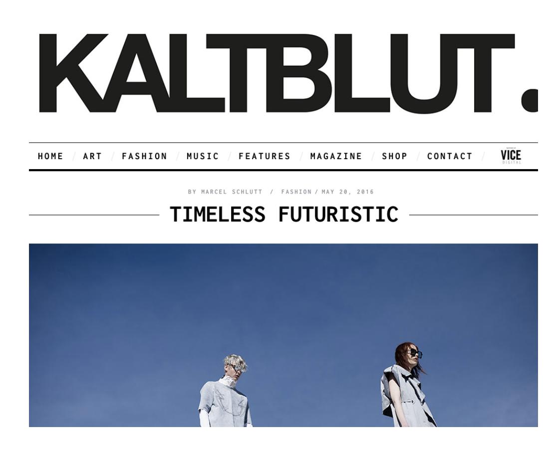 Timeless futuristic