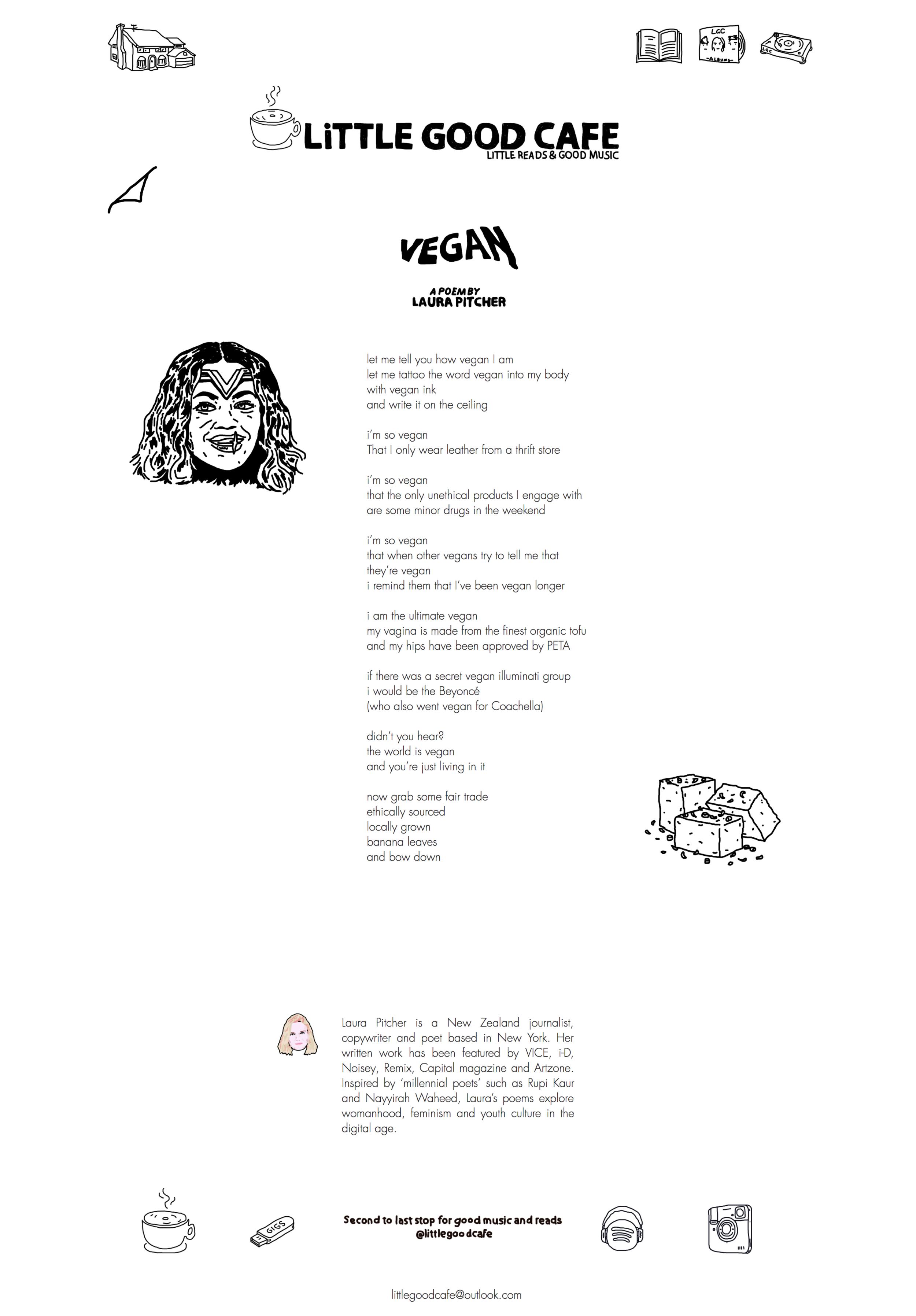 Vegan, Poem By Laura Pitcher   Little Good Cafe.png