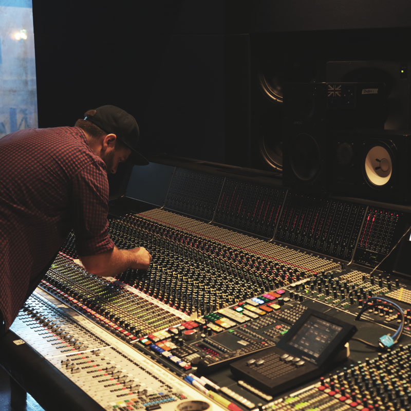 Music Production, Mixing & Mastering service.
