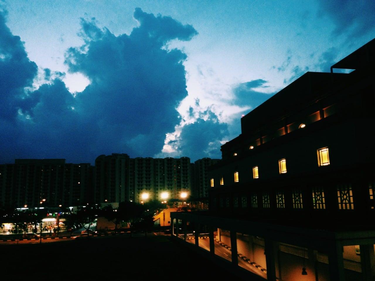 Magnificent clouds  :O
