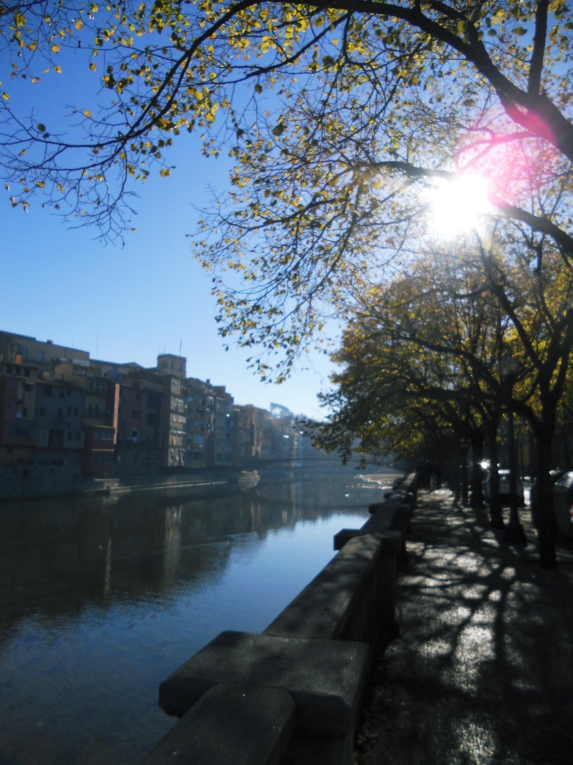 River Onyar & Old Town
