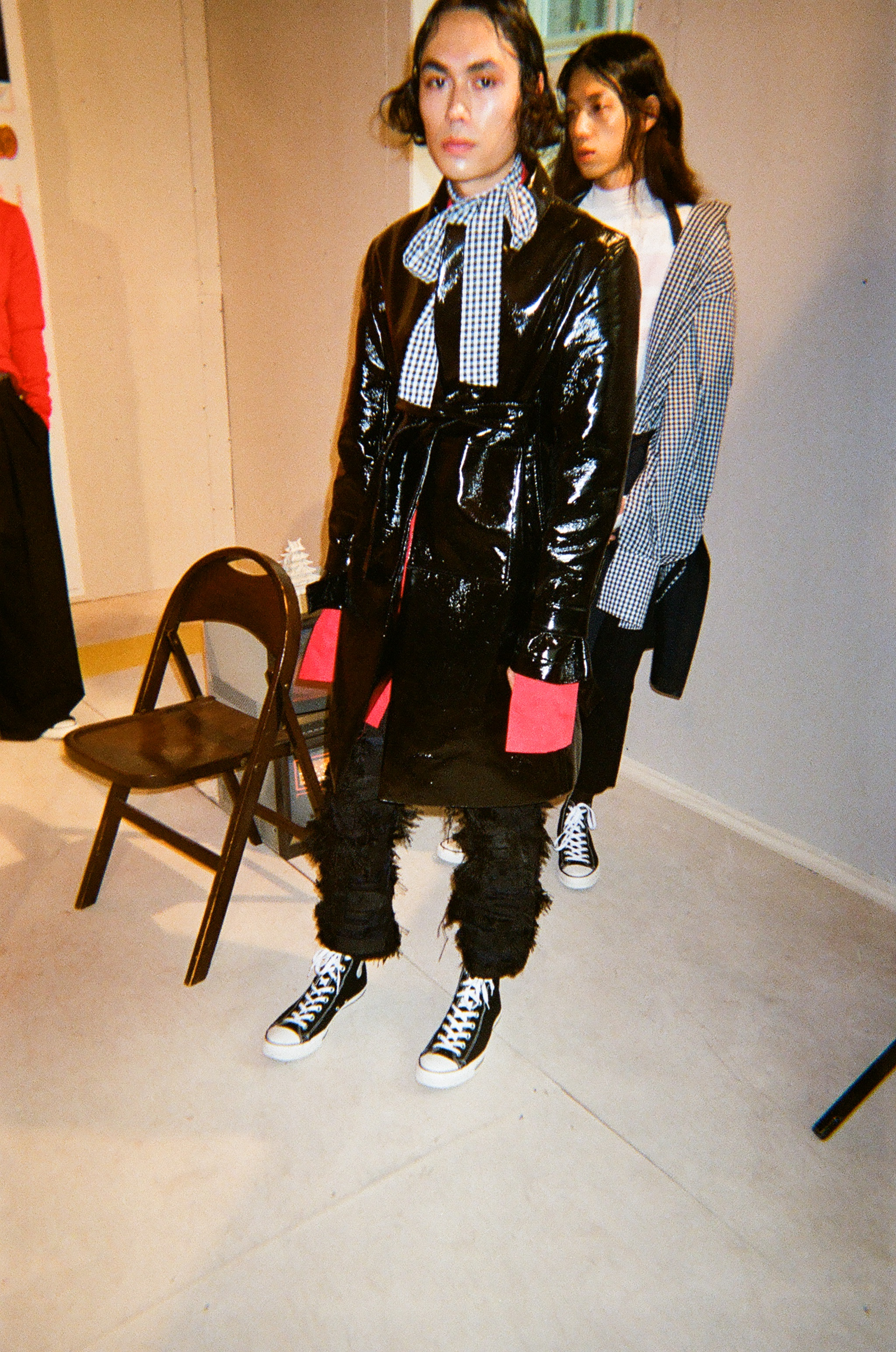 Rory Parnell-Mooney at Mens Presentation SS17 20.JPG