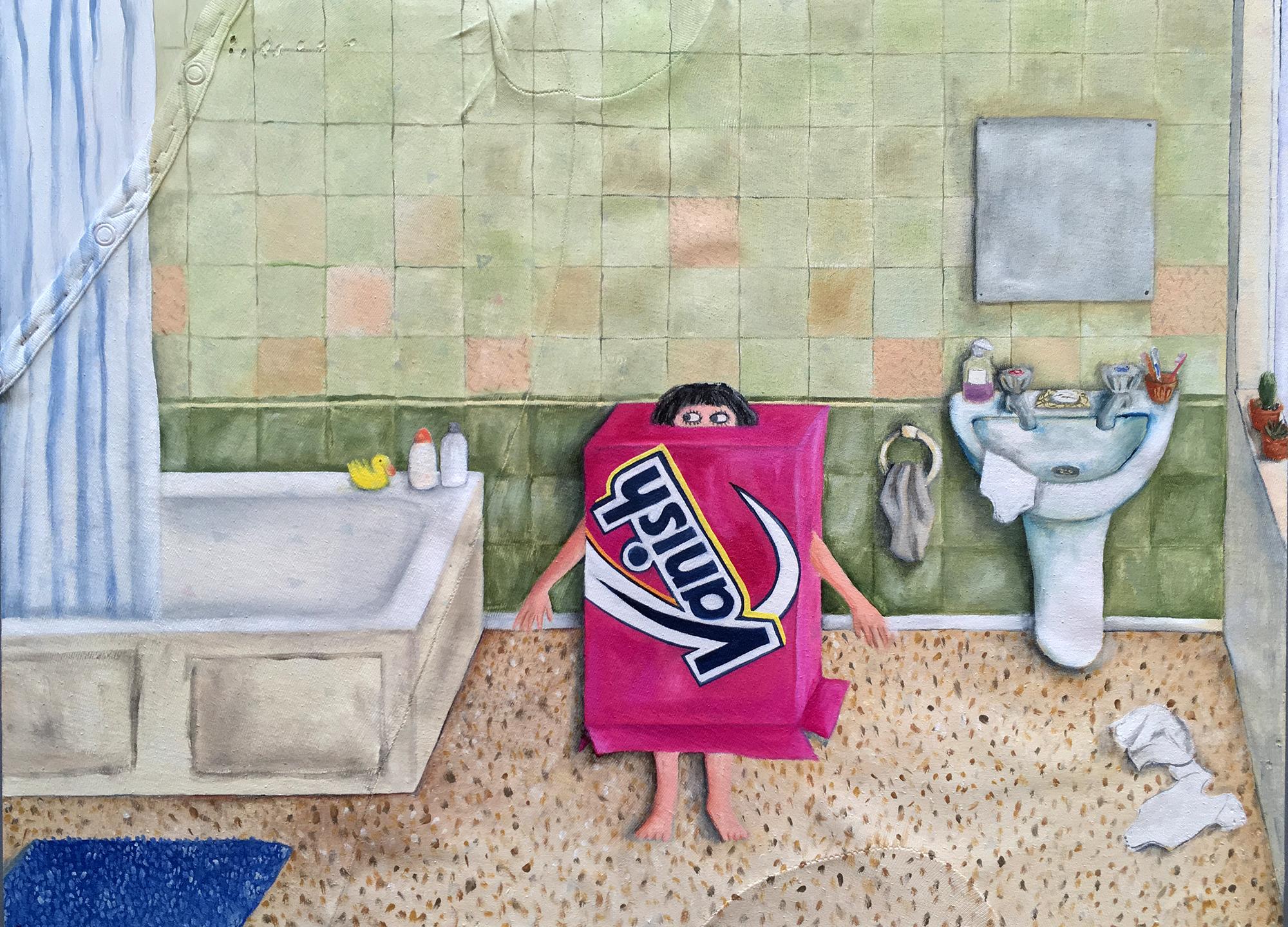 Femme vanish soap bar, 65x42cms