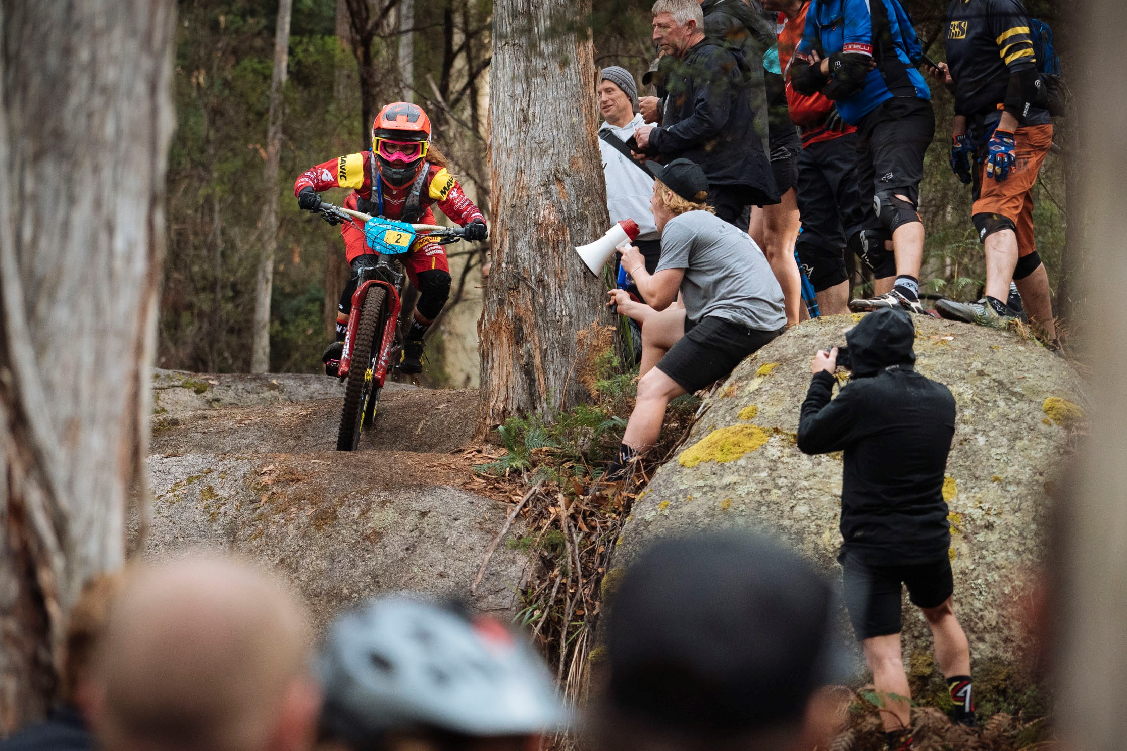 Conquer the Tech - Learn all the skills needed to stay honed & confident on the trails.