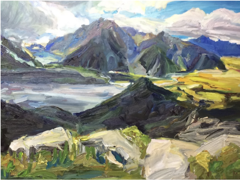 Mt. Coook