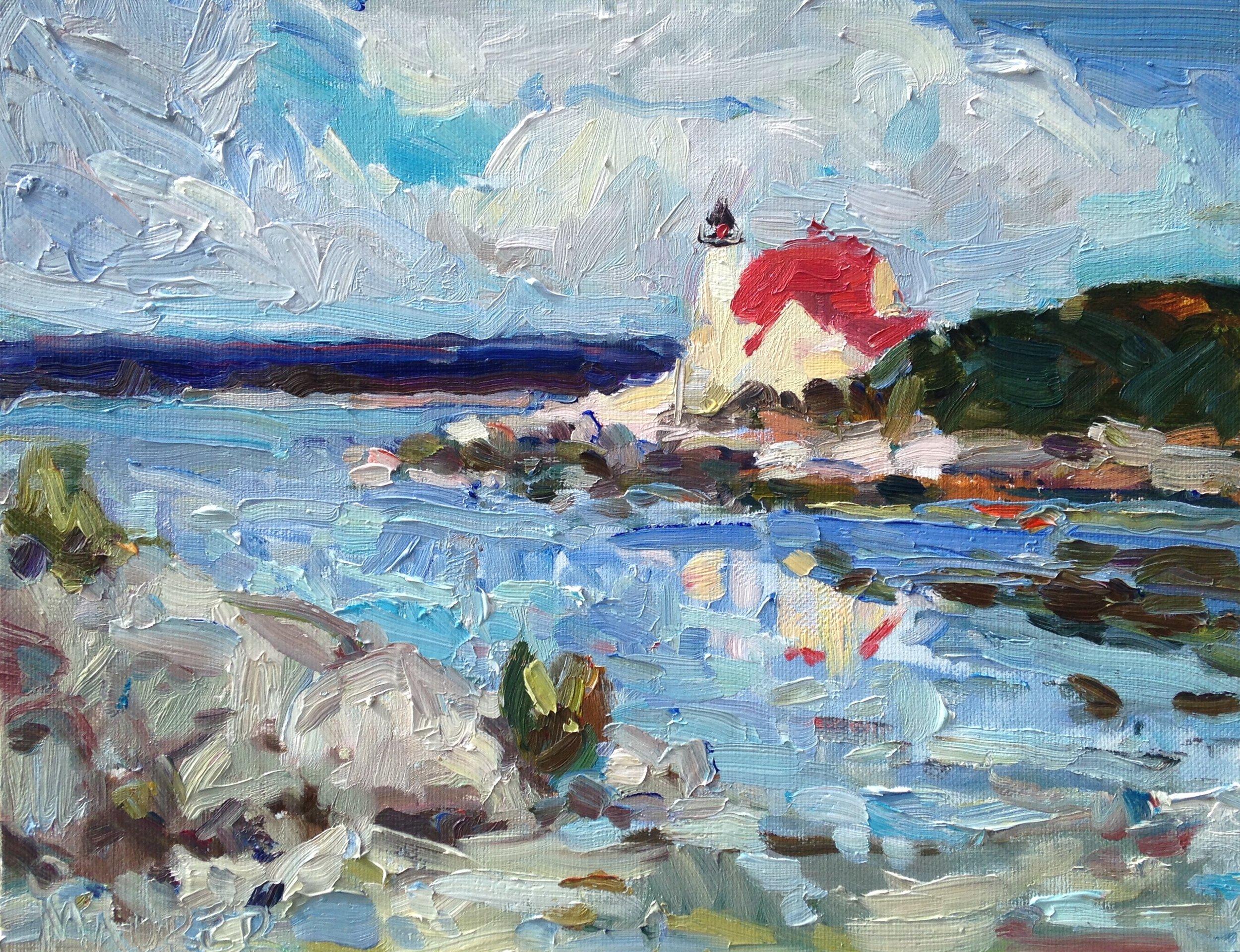 Hendrick's Cove Lighthouse, ME