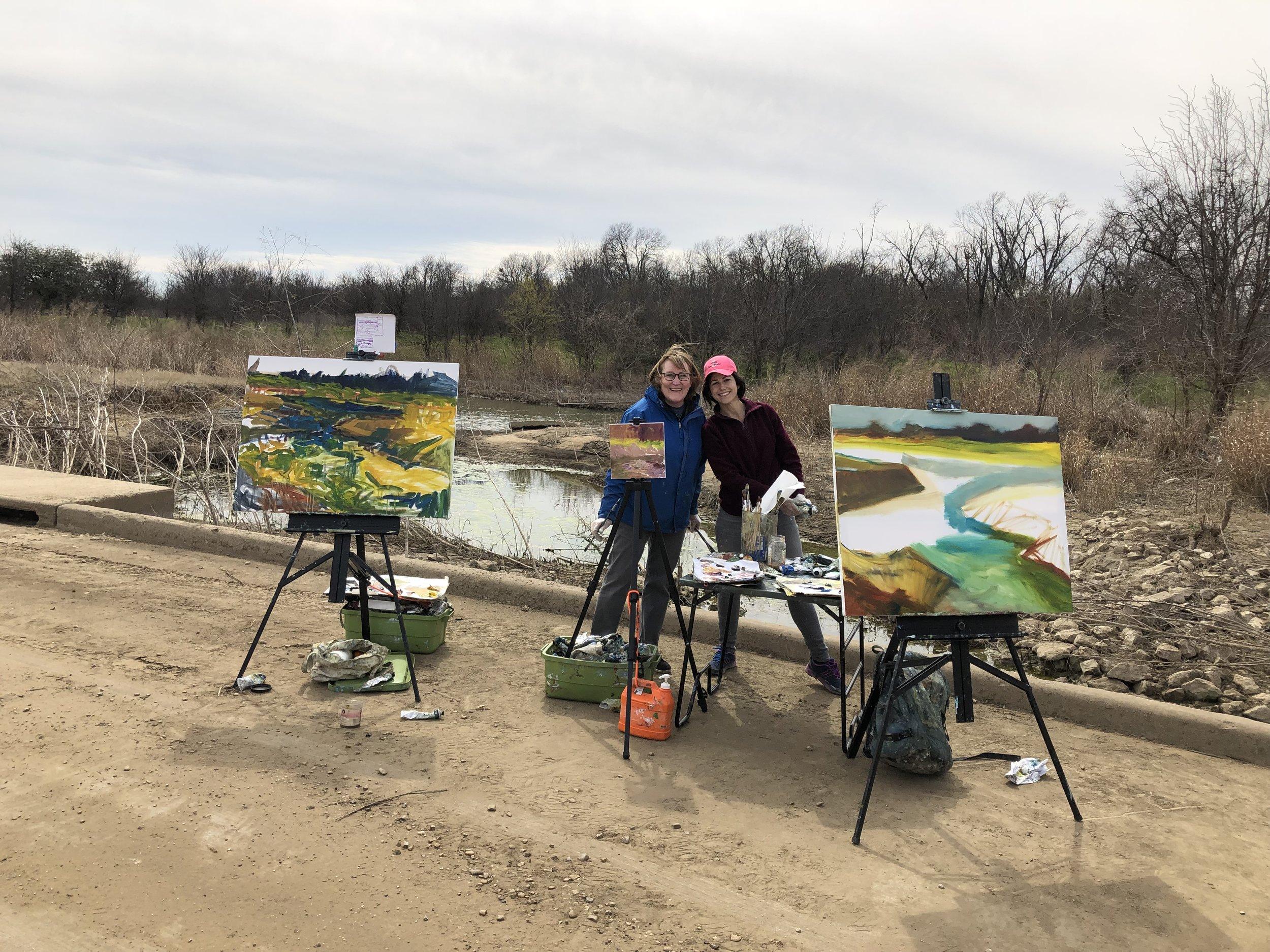 Carolyn Norton & Kayleigh Ebenrick