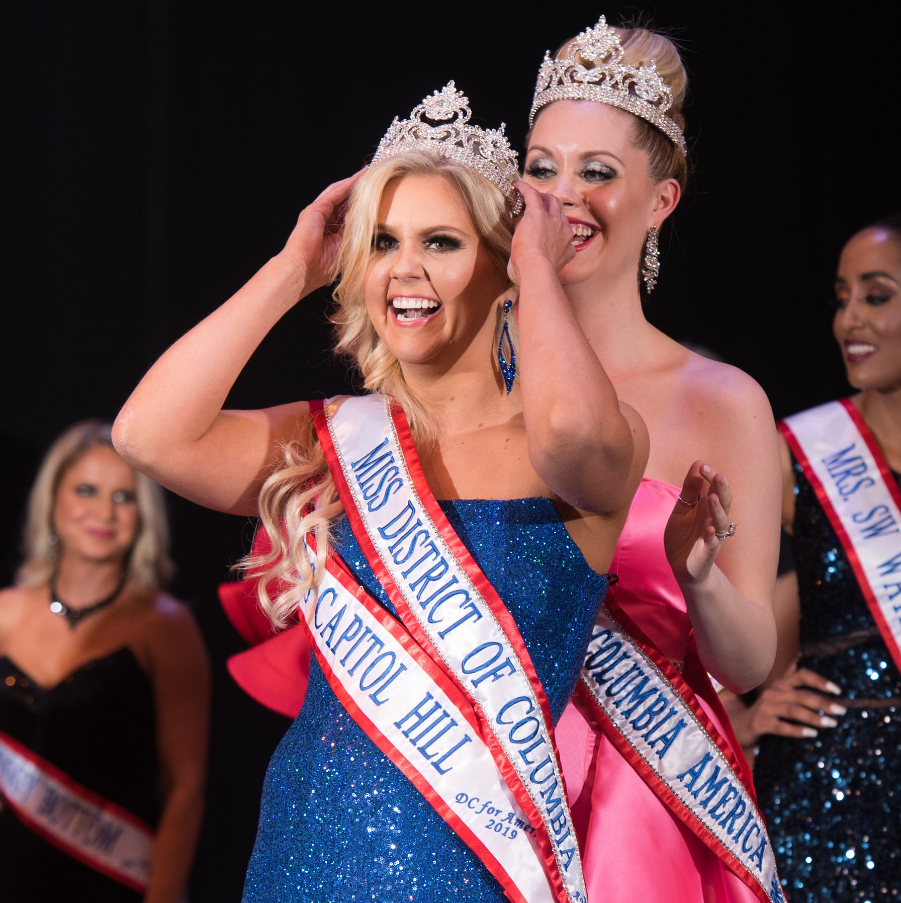 Miss DC for America 2019 is Megan Eunpu